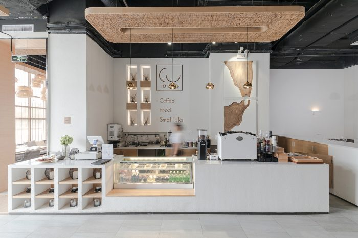 THIẾT KẾ COFFEE SHOP – TRƯỜNG SA