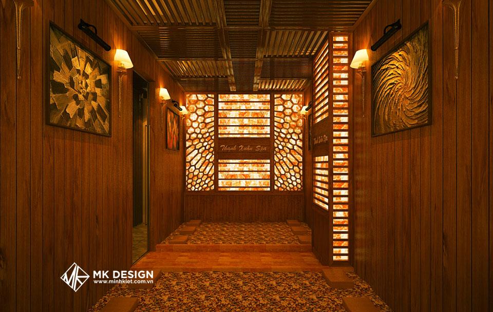 thiết kế thanh xuân spa 11