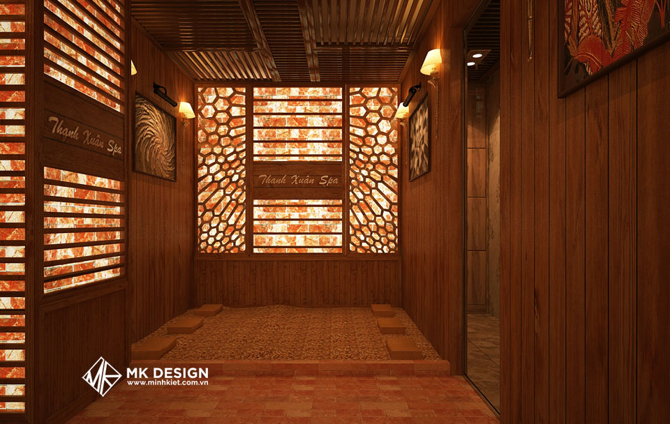 thiết kế thanh xuân spa 13