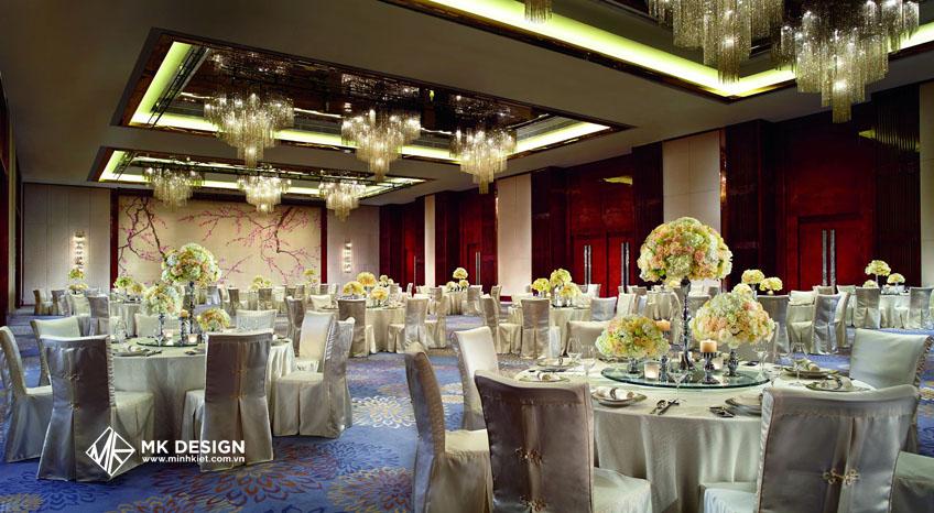 Thiết kế nhà hàng tiệc cưới 12