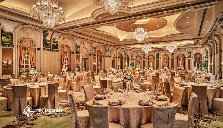 Thiết kế nhà hàng tiệc cưới 15