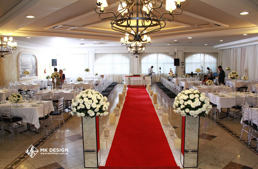Thiết kế nhà hàng tiệc cưới 17