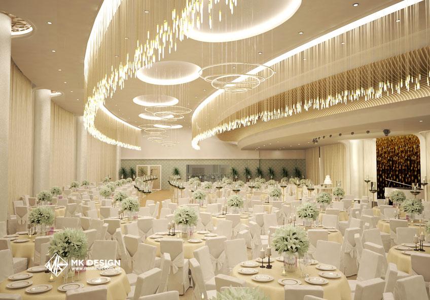 Thiết kế nhà hàng tiệc cưới 19