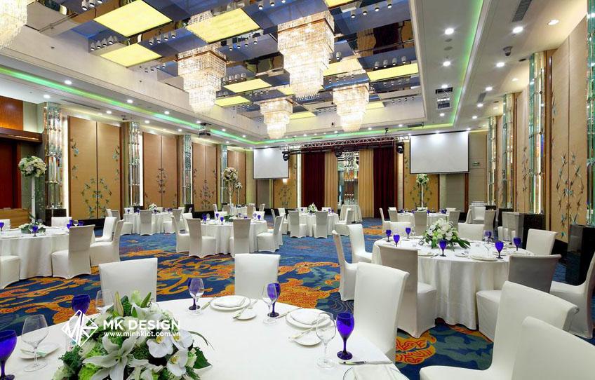 Thiết kế nhà hàng tiệc cưới 3