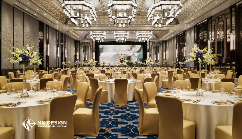 Thiết kế nhà hàng tiệc cưới 6