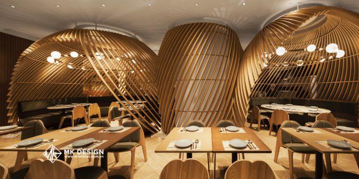 tiêu chuẩn thiết kế nhà hàng