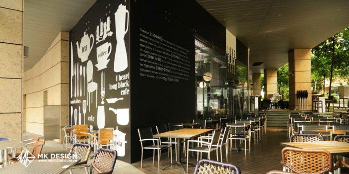 Xu hướng thiết kế quán cafe 2018