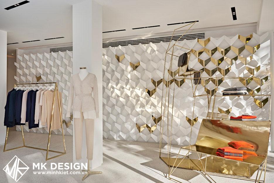 Mẫu thiết kế shop quần áo nữ 8