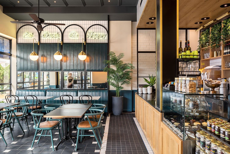 Đơn vị thiết kế quán cafe đẹp Hà Nội