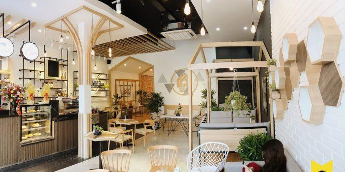 Đơn vị thiết kế quán cafe đẹp nhất tại Hà Nội