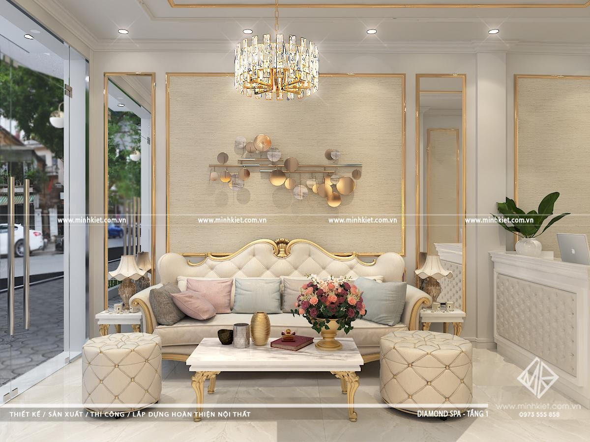 thiết kế spa đẹp, thiết kế spa mini đẹp, thiết kế spa chuyên nghiệp, thiết kế spa tân cổ điển, thiết kế spa sang trọng, thiết kế spa cao cấp, thiết kế spa đẹp nhất, Thi công spa, Thiết kế thi công spa