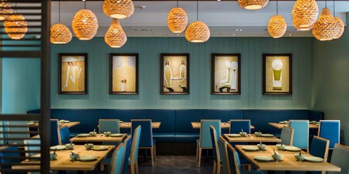 Thiết kế dán tường nhà hàng hiệu quả, ấn tượng - Gợi ý từ chuyên gia
