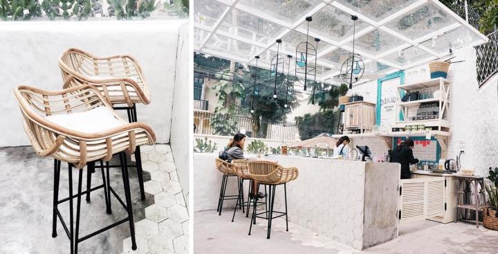 5 quán cafe có thiết kế độc đáo không thể bỏ qua
