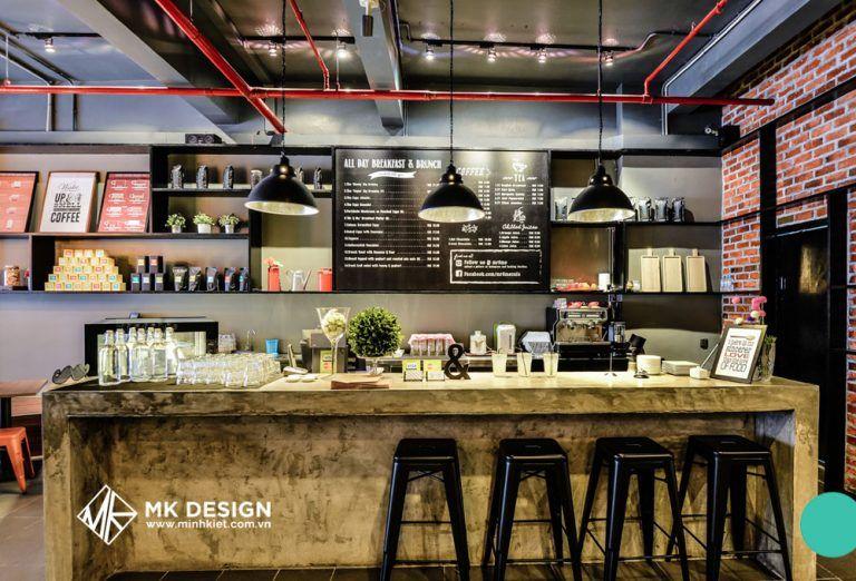Ý tưởng mở quán cafe với nội thất độc đáo