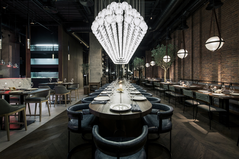 thiết kế nhà hàng, thiết kế nhà hàng sang trọng, thiết kế nhà hàng đẹp