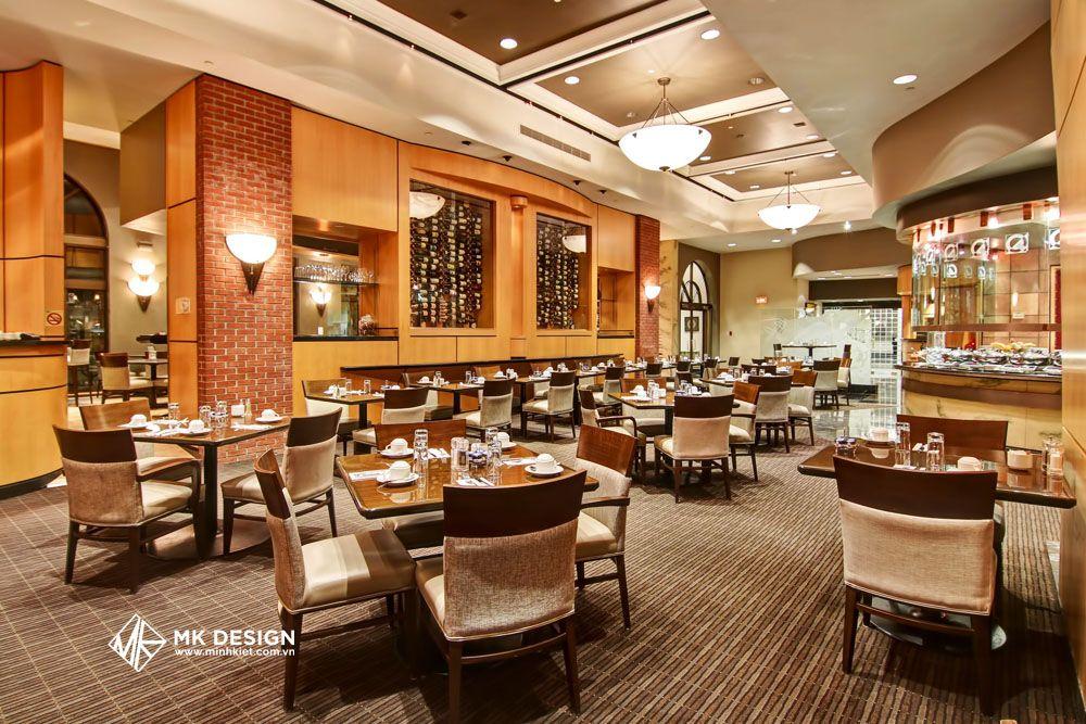 Thiết kế nhà hàng đẹp - Những mẫu nhà hàng cao cấp, sang trọng nhất 2020